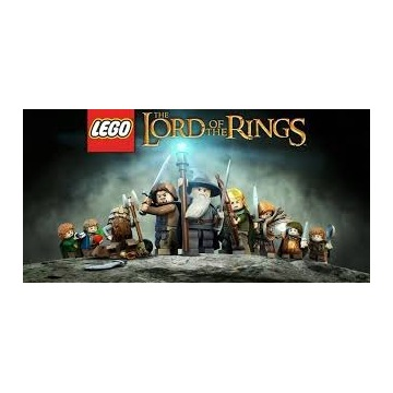 LEGO The Lords of the Rings Steam Key