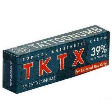 TKTX Krem znieczulający.Depilacja tatuaż Promo!!!!