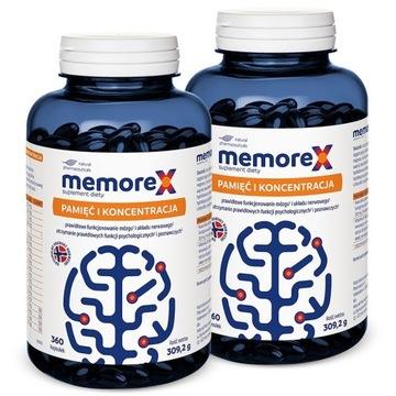 Memorex (tylko dziś 100zł) za 1 sz