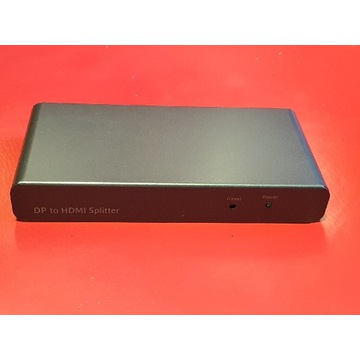 Cablematic DDS14 adapter 1 DP - 4 HDMI multiscreen