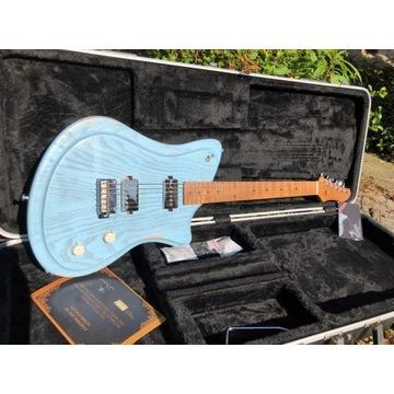 Gitara elektryczna ZENI-KJ/ P90 MZ Luthier + case