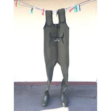 Spodniobuty neoprenowe Cormoran wodery wędkowanie