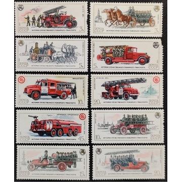 Motoryzacja - ZSRR** 1984, 1985
