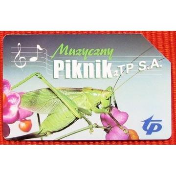 KT 1124 - Muzyczny Piknik z TP S.A.