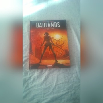 Badlands - okładka limitowana