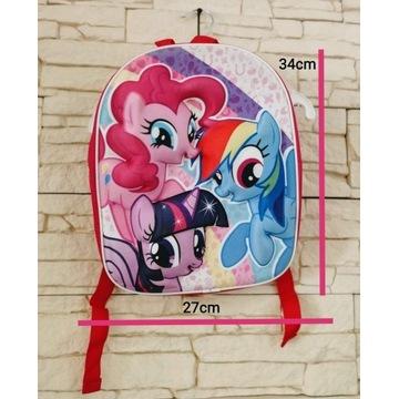 Plecak pony 3D