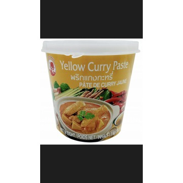 Pasta Curry Yellow 1kg/12 RealThai