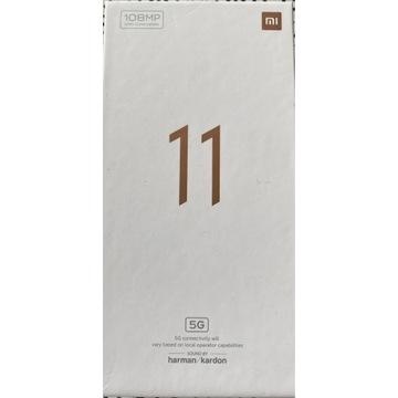 Xiaomi Mi 11 Midnight Gray 8GB Ram 256GB Rom nowy