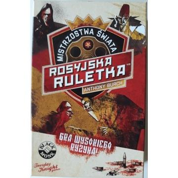Rosyjska Ruletka gra planszowa -wyprzedaż kolekcji