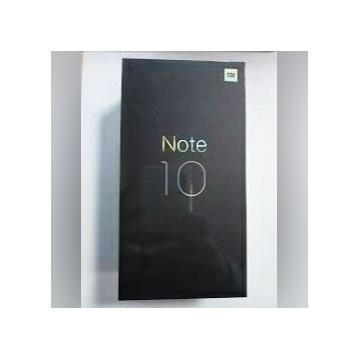 Nowy Xiaomi Mi Note 10 6/128GB!! Fabryczne opakow!