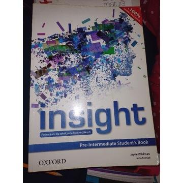 Insight podręcznik dla szkół ponadgimnazjalnych