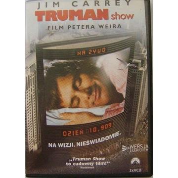 """TRUMAN Show"" na VCDx2"