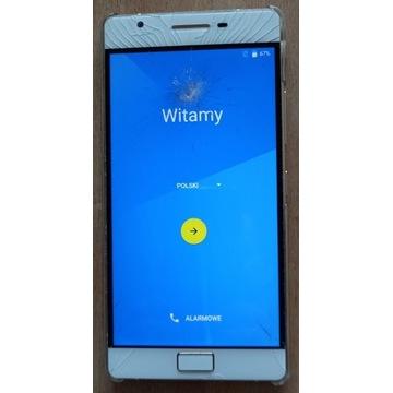 Smartfon Philips Xenium X818 biały 32 GB