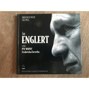 Jan Englert czyta Psy Wojny Fredericka Forsytha