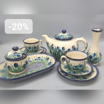 Zestaw Ceramika Bolesławiec