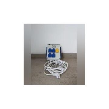 Timer box programatorhps 12x600w +ogrzewanie nocne