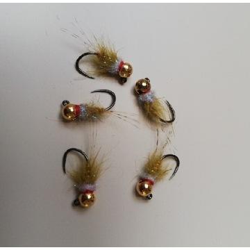 Sztuczne muchy nimfy
