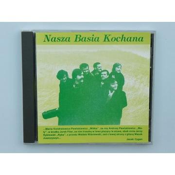 Nasza Basia Kochana 1993 1.wyd Juszczyszyn Cygan