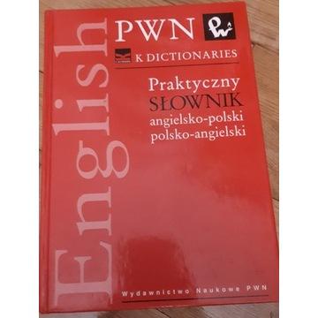 Praktyczny słownik angielsko polski  polsko angiel