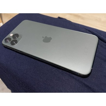 Iphone 11 Pro Max 256 BARDZO DOBRY STAN