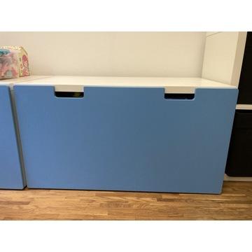 Skrzynia ławka z pojemnikiem na zabawki Ikea