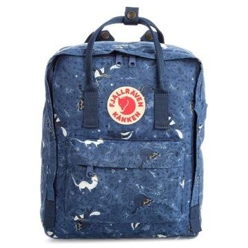 Kanken plecak 16 litrowy Art Blue Fable