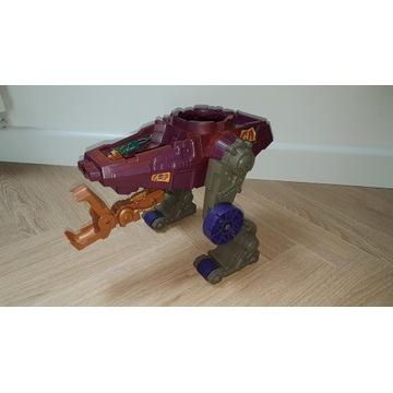 He-man TERRAPOD new adventures of he-man