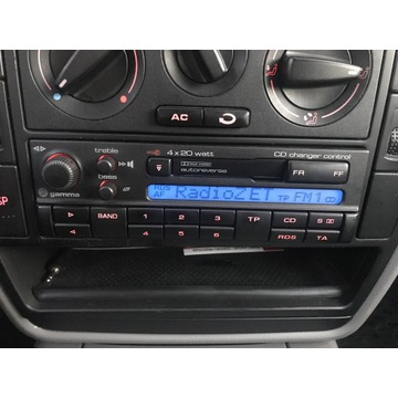 Radio Vw Gamma