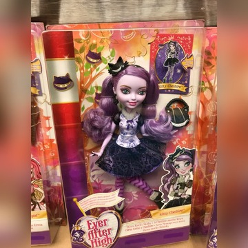 ever after high KITTY CHESHIRE Lalka Mattel NOWA
