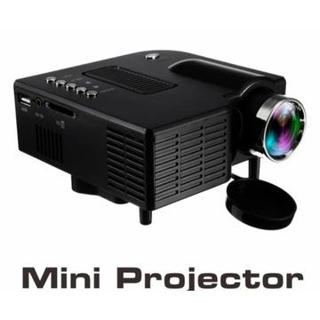 Nowość mini projektor!!!