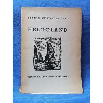 HELGOLAND - S. Karczewski 1937r.   40 rycin i mapa
