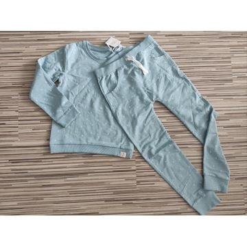 Komplet bluza spodnie george 110/116