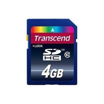 karta pamięci 4 GB