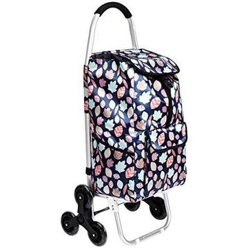 Torba koszyk wózek aluminiowy transportowy 50l