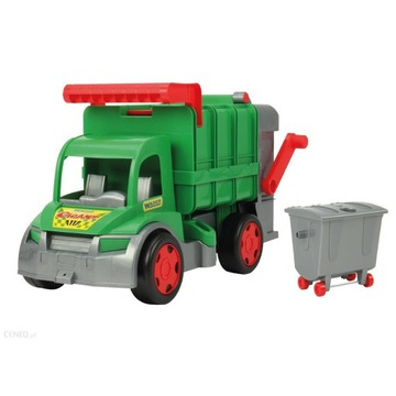 Samochód Śmieciarka Farmer Wader Gigant