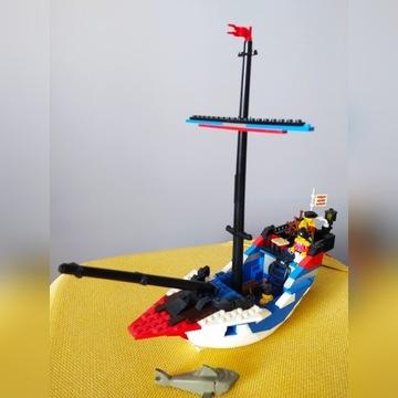 LEGO. Pirates piraci. Statek gubernatora