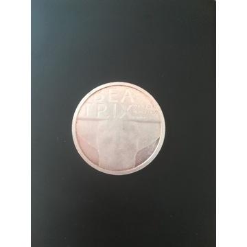 5 euro 2012 Holandia Beatrix