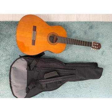 Gitara klasyczna Yamaha C40 + pokrowiec