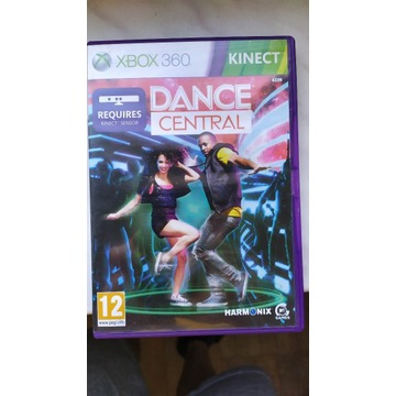 "Gra Kinect Xbox 360 ""Dance Central"""
