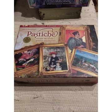 Pastiche International Edition Mensa select