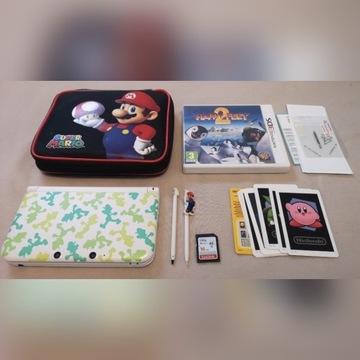 KONSOLA NINTENDO 3DS XL LUIGI SPECIAL EDITION :)