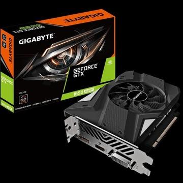 Gigabyte GTX 1650 SUPER OC 4GB GDDR6 128bit