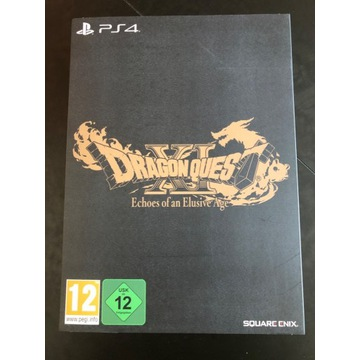 Dragon Quest XI ps 4 edycja Lost in Time idealna
