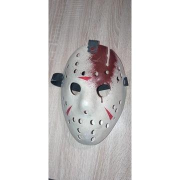 Ręcznie robiona maska Jason Voorhees Piątek 13-go