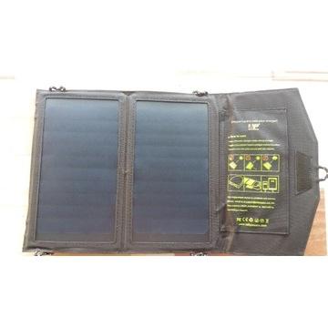 Panel solarny turystyczny 5V 10w 5V10W USB