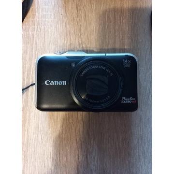 Aparat cyfrowy Canon PowerShot SX230 HS
