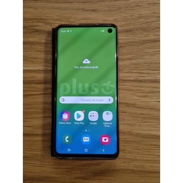 Samsung Galaxy S10 8 GB /128 GB/Black/folia/Okazja