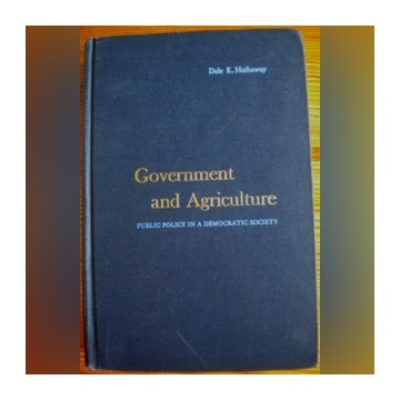 Government and Agriculture - Hathaway