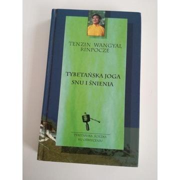 Tybetańska joga snu i śnienia Tenzin Wangyal