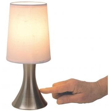 Lampka dotykowa 3 stopniowa lampa na dotyk nocna